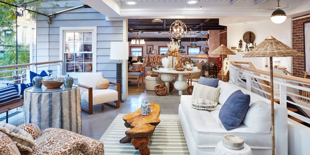 One Kings Lane Opens A Flagship Home Decor Store In Soho New York